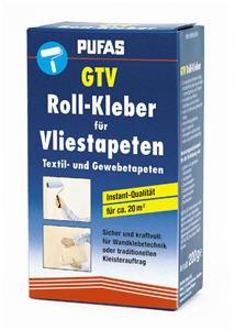 GTV Roll-Kleber für Vliestapeten, 200 g