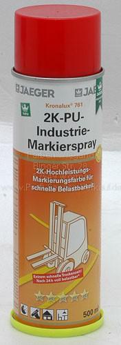 Kronalux® 2K-PU-Industrie-Markierspray rot 3000, 500 ml
