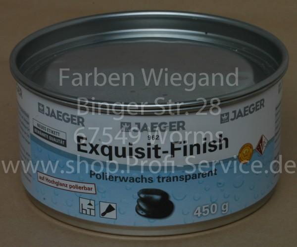 Exquisit-Finish 962  klar, transparent Jaeger