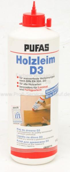 Holzleim wasserfest 1 kg