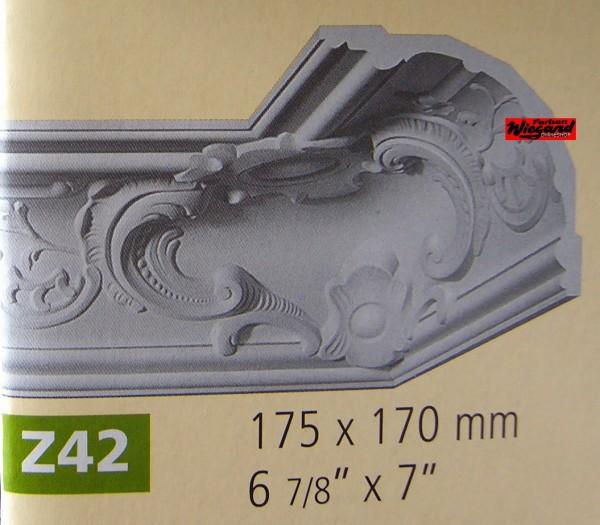Arstyl Kombinationsprofile 2er Eckset Z 42 17,5 x 17 cm