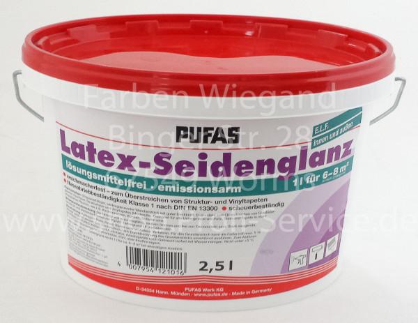 Latex- Seidenglanz für innen und außen
