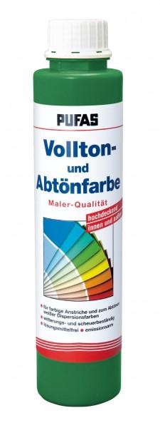 Abtönfarbe Grün 505, 750 ml-1