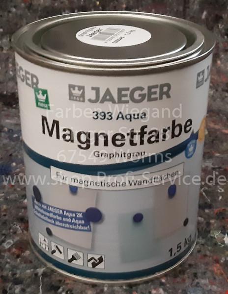 Jaeger Aqua Magnetfarbe für magnetische Wände