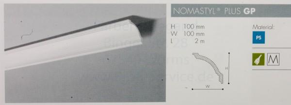 NOMASTYL® PLUS Zierprofil GP  200 x 10 x 10 cm