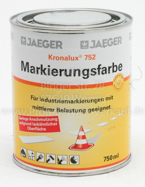 Kronalux® Markierungsfarbe weiß 750 ml