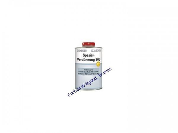 Spezial-Verdünnung 806 - 2.5 l