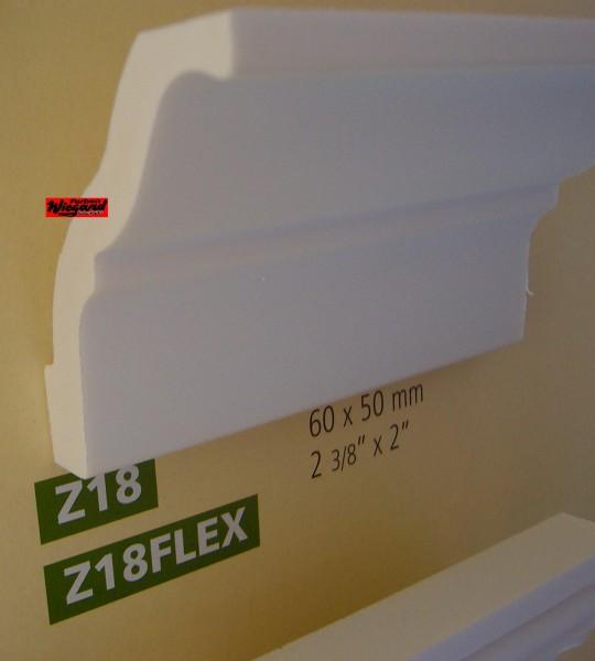 Z18  lineare NMC Arstyl®  Stuckleiste, 200 x 6 x 5 cm