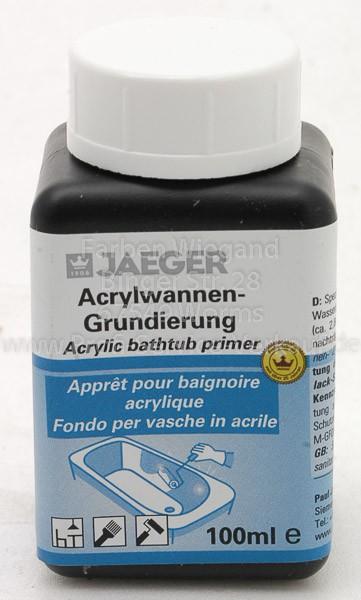 Acrylwannen Grundierung 100 ml
