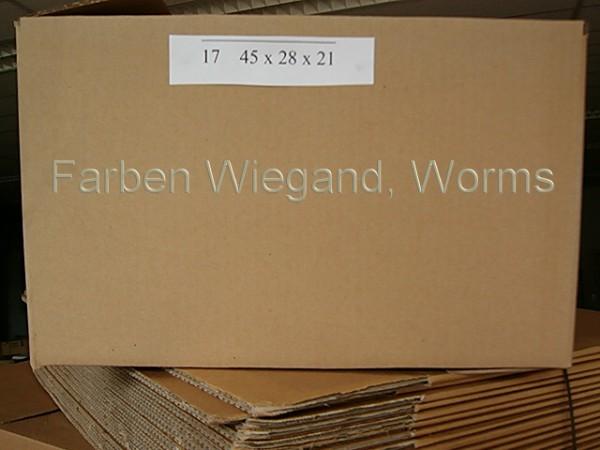 Karton 1 wellig 45*28*21