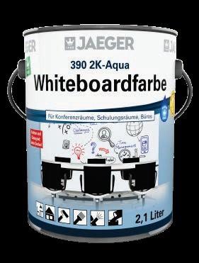 Whiteboardfarbe 2K-Aqua  Jaeger-1