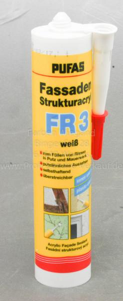 Fassaden-Strukturacryl FR 3 310 ml