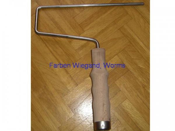 Farbrollerbügel 25 cm Holzgriff