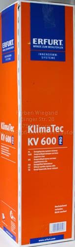 KlimaTec Pro KV 600, Erfurt, Gewerbequalität, 15 x 1 m x 4 mm-1