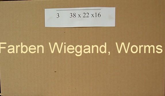 Karton 1 wellig 38*22*16