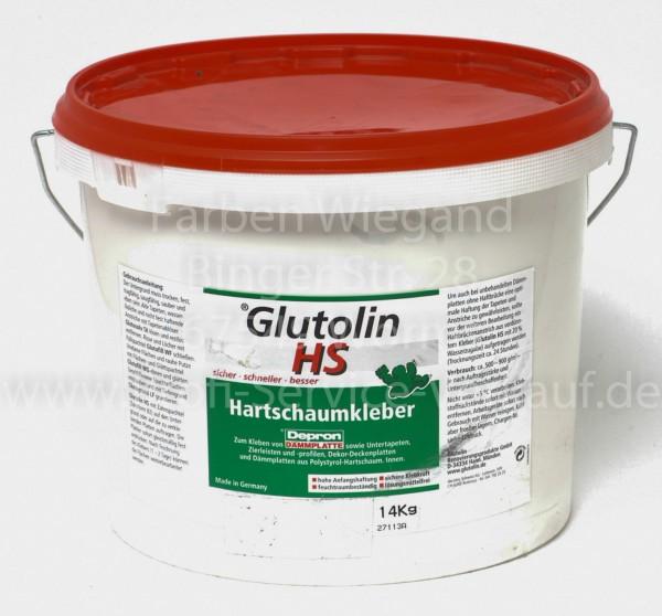 Glutolin HS Hartschaumkleber, 14 kg