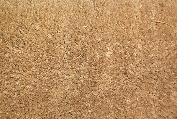Fussmatte aus Kokosvelours 90x120 cm, 22 mm