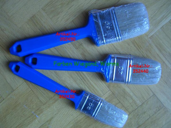 Flachpinsel Plastik 40 mm