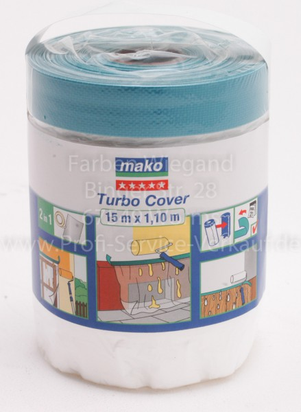 Turbo Cover, 15 x 1,10 m