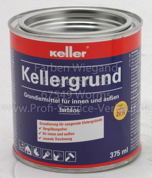 Keller® Kellergrund klar/ farblos 375 ml