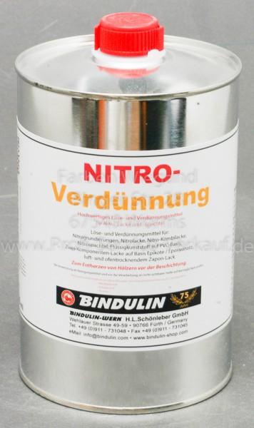 Nitro-Verdünnung 1 l