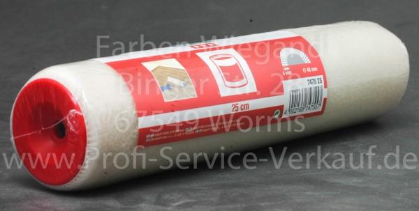 Versiegelungswalze Velour mako 25 cm
