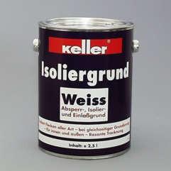 Keller® Isoliergrund Spray weiß 400 ml