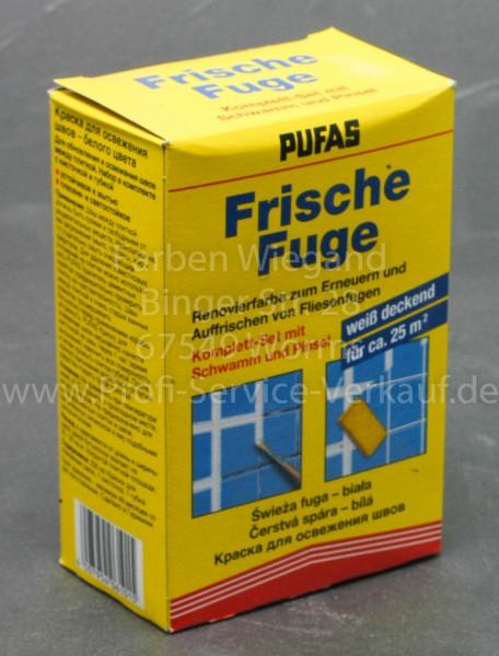Frische Fuge weiß, 250 ml Komplett Set