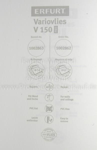 Variovlies V 150 PRO (25,00 * 0,75 m)