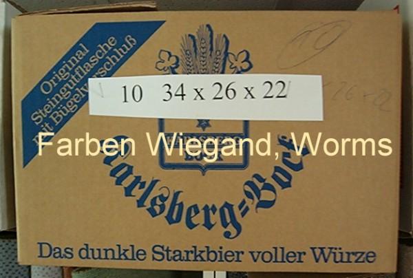 Karton 1 wellig 34*26*22