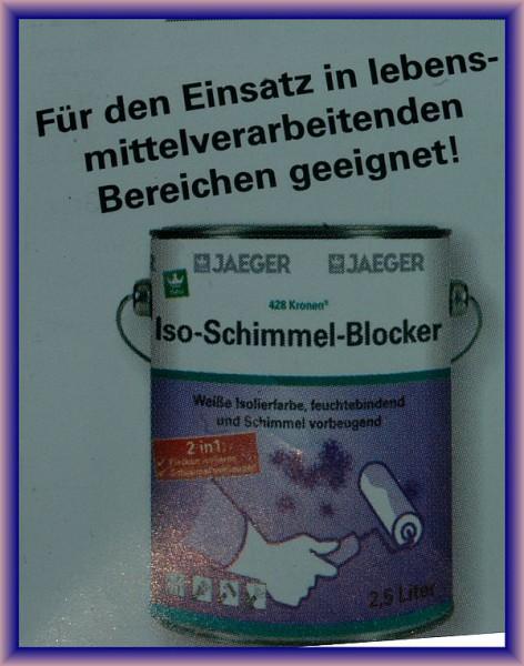 Kronen® Iso-Schimmel-Blocker, 2,5 l