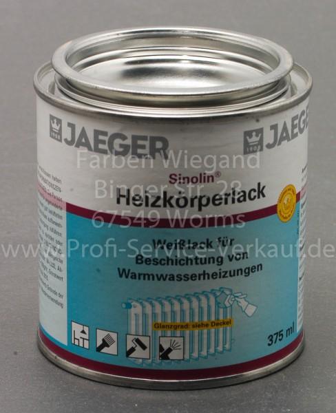 Sinolin® Heizkörperlack seidenglänzend 375 ml