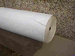 Rauhfaser grob 75 cm breit als Meterware