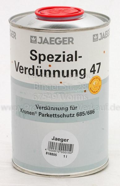 Spezial-Verdünnung 47 - 1 L