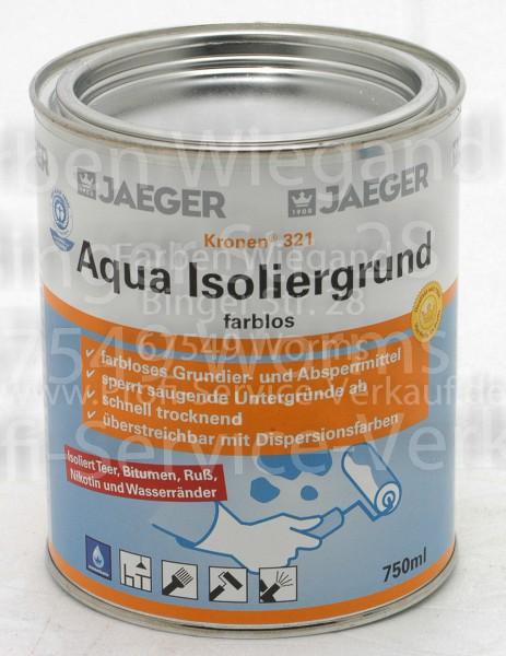 Kronen® Aqua Isoliergrund farblos 750 ml