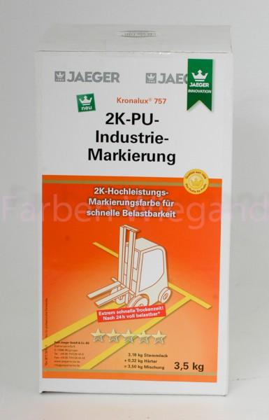 Kronalux® 2K-PU-Industriemarkierung schwarz 9005, 3,5 kg