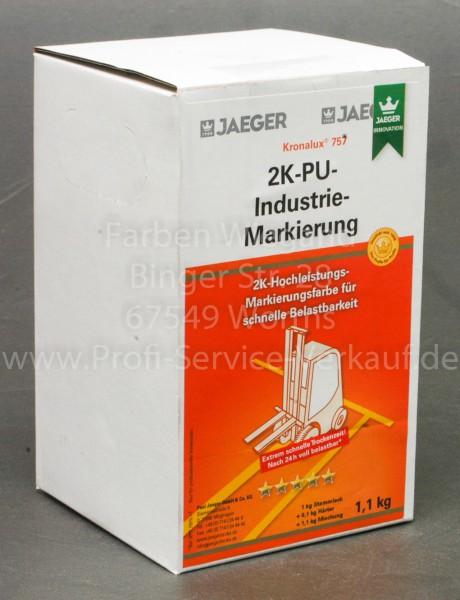 Kronalux® 2K-PU-Industriemarkierung weiß 9010, 1,1 kg