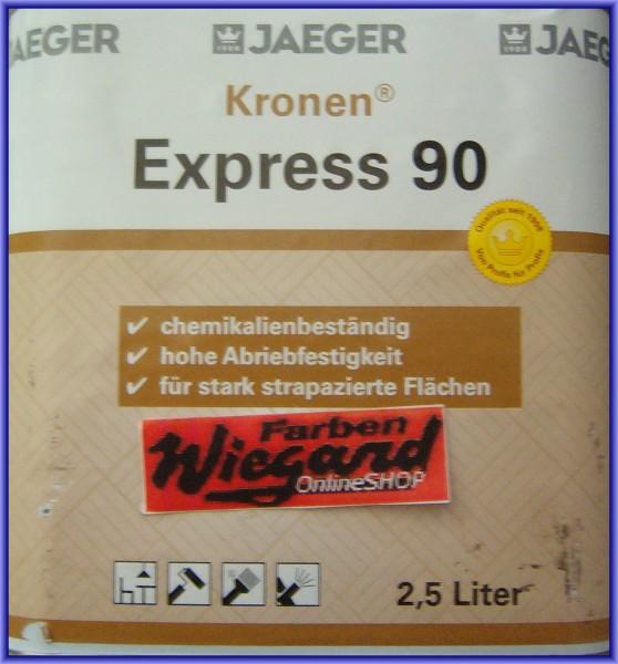 Kronen® Expreß hochglänzend 2.5 l