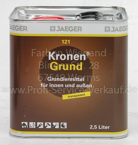 Kronengrund 121, 2.5 l