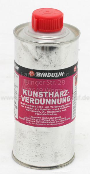 Kunstharz-Verdünnung