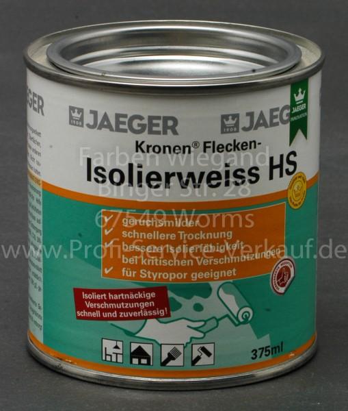 Kronen® Flecken-Isolierweiss 123HS 375 ml