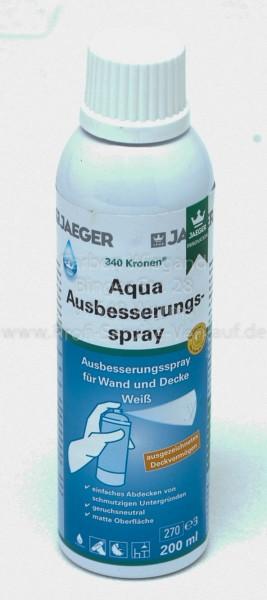 Kronen® Aqua Ausbesserungsspray weiß, 200 ml