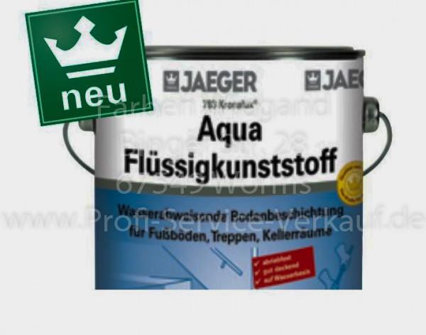 Kronalux® Aqua Flüssigkunststoff Ral 7030 2,5 l