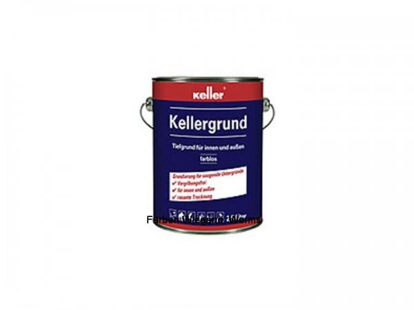 Keller® Kellergrund klar/ farblos 2,5 l