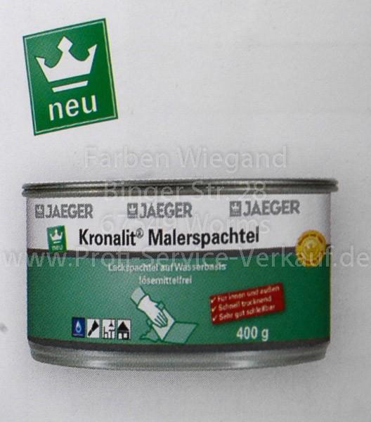 414 Kronalit® Malerspachtel weiß 800 g