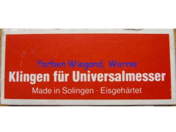 Klingen für Universalmesser