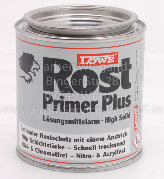LÖWE Rost-Primer Plus grau 375 ml