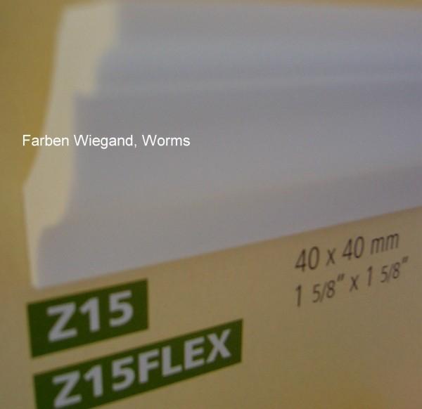 Z 15 FLEX  lineare NMC Arstyl®  Stuckleiste, 200 x 4 x 4 cm