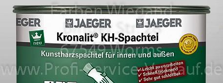Kronalit® KH-Spachtel 400 g