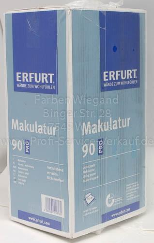 Erfurt Makulatur 90, 33,5 x 0,53 m